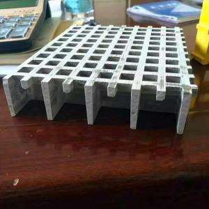 洗車店專用玻璃鋼格柵板1.22*2.44 38*12*12微孔玻璃鋼格柵價格