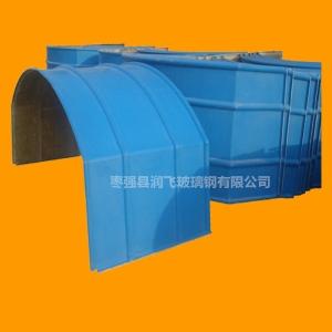 玻璃鋼輸送機防雨罩生產廠家