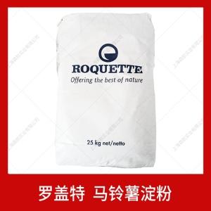 罗盖特 马铃薯淀粉 25kg改型变性淀粉食品级奶油夹心