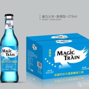 05魔力火車蘇打酒批發、 夜場玻璃瓶裝蘇打酒批發