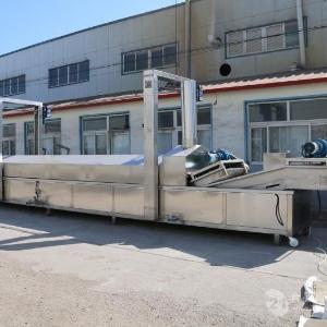 食品机械厂家直发炸鱼生产线