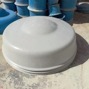 11.2號屋頂風機防雨帽玻璃鋼防雨罩直徑1800屋頂風機蘑菇型防雨帽