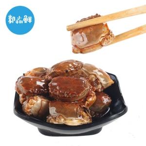 郭小鮮海鮮熟食麻辣大閘蟹
