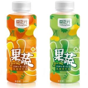 益正元340ml果蔬乳酸菌饮品全国空白市场招代理商