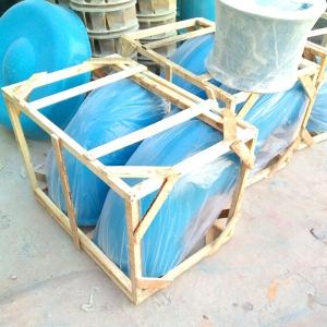軸流風機60度防雨彎頭 45度邊墻風機防雨罩 玻璃鋼擋雨閥彎管