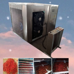 白术热风循环烘干设备