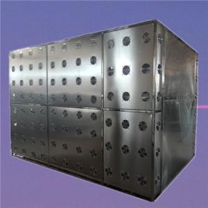 木材微波干燥設備