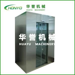 肉类加工车间的风淋室、更衣区布置原则、华誉机械