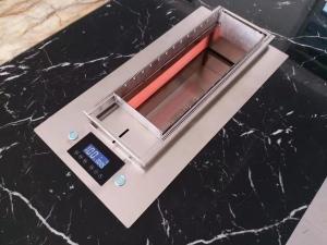 电热自助无烟烧烤机