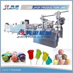 全自动棒棒糖生产线