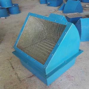 防爆鋼制邊墻式軸流排風機WEX-350EX4-0.12