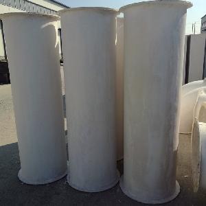 玻璃鋼風管 圓形玻璃鋼風管DN750 玻璃鋼圓形直風管 90°彎頭