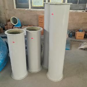鑫潤飛定做各種尺寸玻璃鋼風管