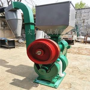 雙風道噴風式碾米機80,/110型大米碾米機水稻谷子脫殼碾米機