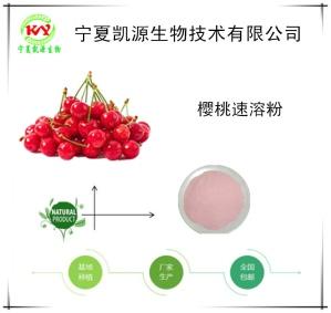 樱桃粉  速溶粉   樱桃提取物   VC17%    现货供应