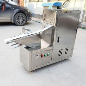 全自动酥脆小麻花机 新型自动淋油麻花机器厂家 赠送配方