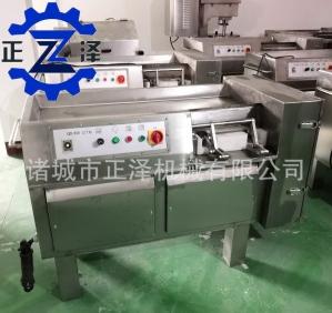 凍肉切丁機  牛肉切丁機 五花肉切丁設備 肉制品加工機械