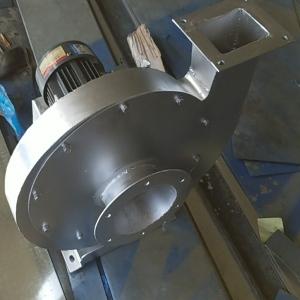 化工廠用尾氣玻璃鋼風機