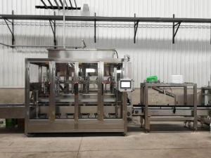 内蒙古包头液体肥生产线设备