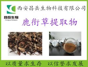 鹿衔草提取物 昌岳生物 现货包邮 专业植物提取 优质原料