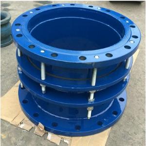 伸缩器 管道阀门配件钢制管式伸缩器 双法兰伸缩器