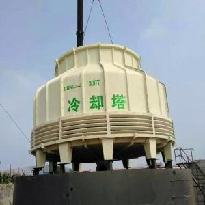 玻璃鋼涼水塔 DBNL3圓形涼水塔 工業逆流冷卻塔廠家批發