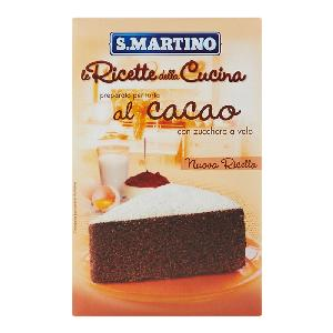 意大利进口圣马蒂诺可可蛋糕预拌粉460g
