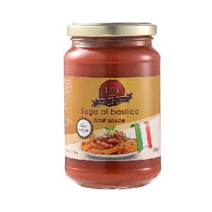 意大利进口利得罗勒番茄调味酱350g