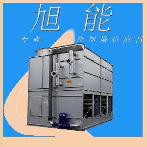 食品厂用方型冷却塔 冷却塔安装方便