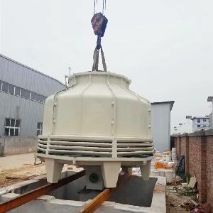 河北100噸冷卻塔降溫5-15度圓形冷卻塔生產廠家