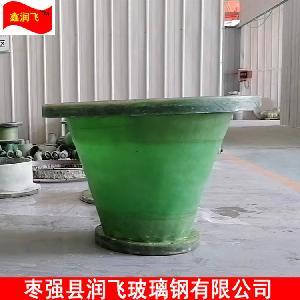 同心大小頭PN1.0MPa帶法蘭玻璃鋼大小頭生產廠家