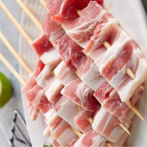 五花肉串500g/袋��烤�