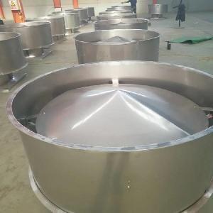 河北玻璃鋼風帽14K117-1筒形風帽廠家價格