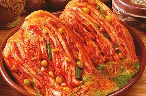 韓式辣白菜泡菜韓國泡菜正宗小咸菜下飯菜辣潮鮮1500kg