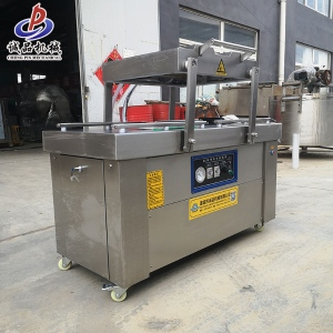 可定制全自动牛肉干包装机 鱿鱼真空包装机