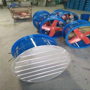 防腐軸流風機FT35-11No.4外帶防雨百葉