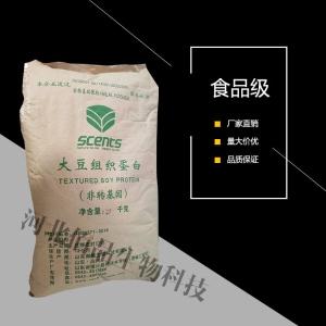 大豆组织蛋白生产企业