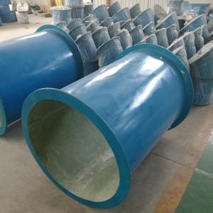 玻璃鋼除臭風管生產廠家