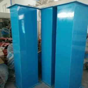 矩形有機玻璃鋼風管廠家價格