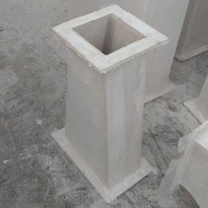 無機玻璃鋼風管630*400玻璃鋼彎管三通風管 矩形無機玻璃鋼風管