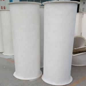無機玻璃鋼風管 圓形玻璃鋼風管 矩形玻璃鋼風管 排煙管道定做