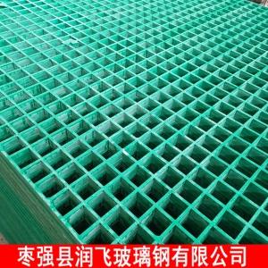 玻璃鋼樹篦子38*38*25綠色玻璃鋼樹池格柵生產廠家,潤飛現貨