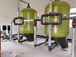 四川成都水处理设备厂家丨石英砂介质过滤器