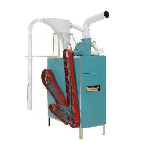 清粮机 去石去杂去尘一体机 时产500公斤 自吸上料