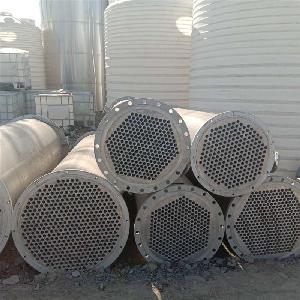 二手不锈钢列管冷凝器