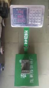 昭通市绥江县电子台秤