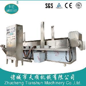 TSPT-60红薯全自动蒸煮机(根据客户要求加工定做)
