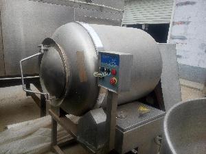 高价回收二手食品机械滚揉机 现金回收