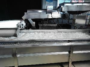 专业回收大厂食品机械气泡清洗机 出售优质二手气泡清洗机