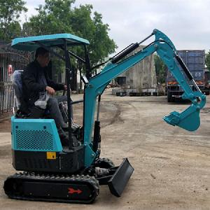 小型农用挖掘机-履带式挖掘机配件-微型挖土机LjY5